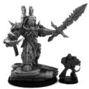 WE Wargames Exclusive CHAOS MASTER OF CRUSADE Limited 1
