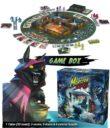 ABG Ankama Board Games Monster Slaughter Kickstarter Endet 5
