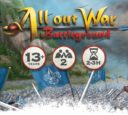 AOW All Out War 3D Druck Echtzeit Strategie Tabletop Kickstarter 2