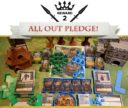 AOW All Out War 3D Druck Echtzeit Strategie Tabletop Kickstarter 5