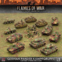 BFM Battlefront Miniatures Flames Of War Late War Starter Tank Armies 1