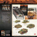 BFM Battlefront Miniatures Flames Of War Late War Starter Tank Armies 2