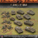 BFM Battlefront Miniatures Flames Of War Late War Starter Tank Armies 3
