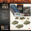 BFM Battlefront Miniatures Flames Of War Late War Starter Tank Armies 4