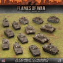 BFM Battlefront Miniatures Flames Of War Late War Starter Tank Armies 5