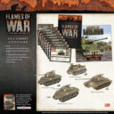 BFM Battlefront Miniatures Flames Of War Late War Starter Tank Armies 6