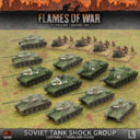BFM Battlefront Miniatures Flames Of War Late War Starter Tank Armies 7