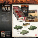 BFM Battlefront Miniatures Flames Of War Late War Starter Tank Armies 8