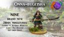 BSG Bad Squiddo Games Echsenmenschin Affe Onna Bushi 4