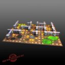 DRD Death Ray Designs Deadbolts Derelict Corridors 1