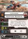 Fantasy Flight Games Star Wars X Wing Resistance Bomber Pack Preview 16