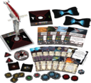 Fantasy Flight Games Star Wars X Wing Resistance Bomber Pack Preview 2