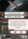 Fantasy Flight Games Star Wars X Wing Resistance Bomber Pack Preview 25