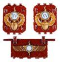 Forge World The Horus Heresy Thousand Sons Legion Land Raider Doors 1