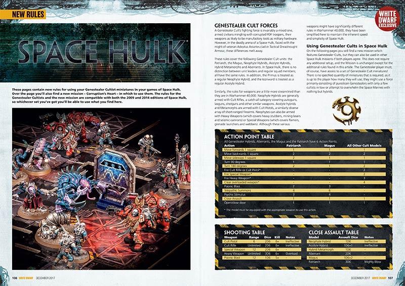 Games Workshop: Weihnachts-Previews – Brückenkopf-Online ...