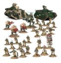 Games Workshop Warhammer 40.000 Battleforce Astra Militarum Battlegroup