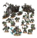 Games Workshop Warhammer 40.000 Battleforce Orks Kult Of Speed