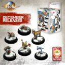 HGF Happy Games Factory Eden Weihnachtsmodelle 2017 Krampus Critters 5