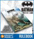 KM Knight Models Batman Miniature Game Rulebook