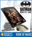 KM Knight Models Batman THE BOOK OF MAGIC FOR BMG