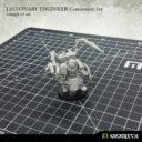 Kromlech Legionary Engineer Conversion Set 4