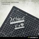 Kromlech Legionary Engineer Conversion Set 6