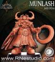 ME 004 Munlash