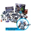 MG Star Saga The Eiras Contract Core Set 1