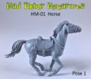 MRM Horse 01
