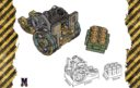 MS Miniature Scenery ORK8 Light Artillery 5