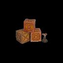 Micro Arts Studio XIX Century Crates 1