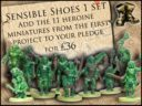 OM Oathsworn Miniatures Heroines In Sensible Shoes 3 11