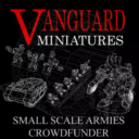 VM Vanguard Miniatures Indiegogo Kampagne 6mm Sci Fi 1