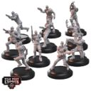 WC WWE Union Armoured Riflemen And Guard 2