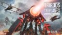 AG Ares Games Tripods And Airplanes Kickstarter Läuft 1