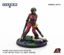 Archon Studios Chronicle X Previews Minerva Watts