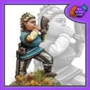BSG Bad Squiddo Games Shieldmaiden Kickstarter Teaser Athena Bears 11