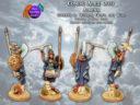 BSG Bad Squiddo Games Shieldmaiden Kickstarter Teaser Athena Bears 15