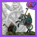 BSG Bad Squiddo Games Shieldmaiden Kickstarter Teaser Athena Bears 4