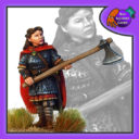 BSG Bad Squiddo Games Shieldmaiden Kickstarter Teaser Athena Bears 8