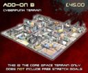 BS Battle Systems Core Space Kickstarter Endet 15
