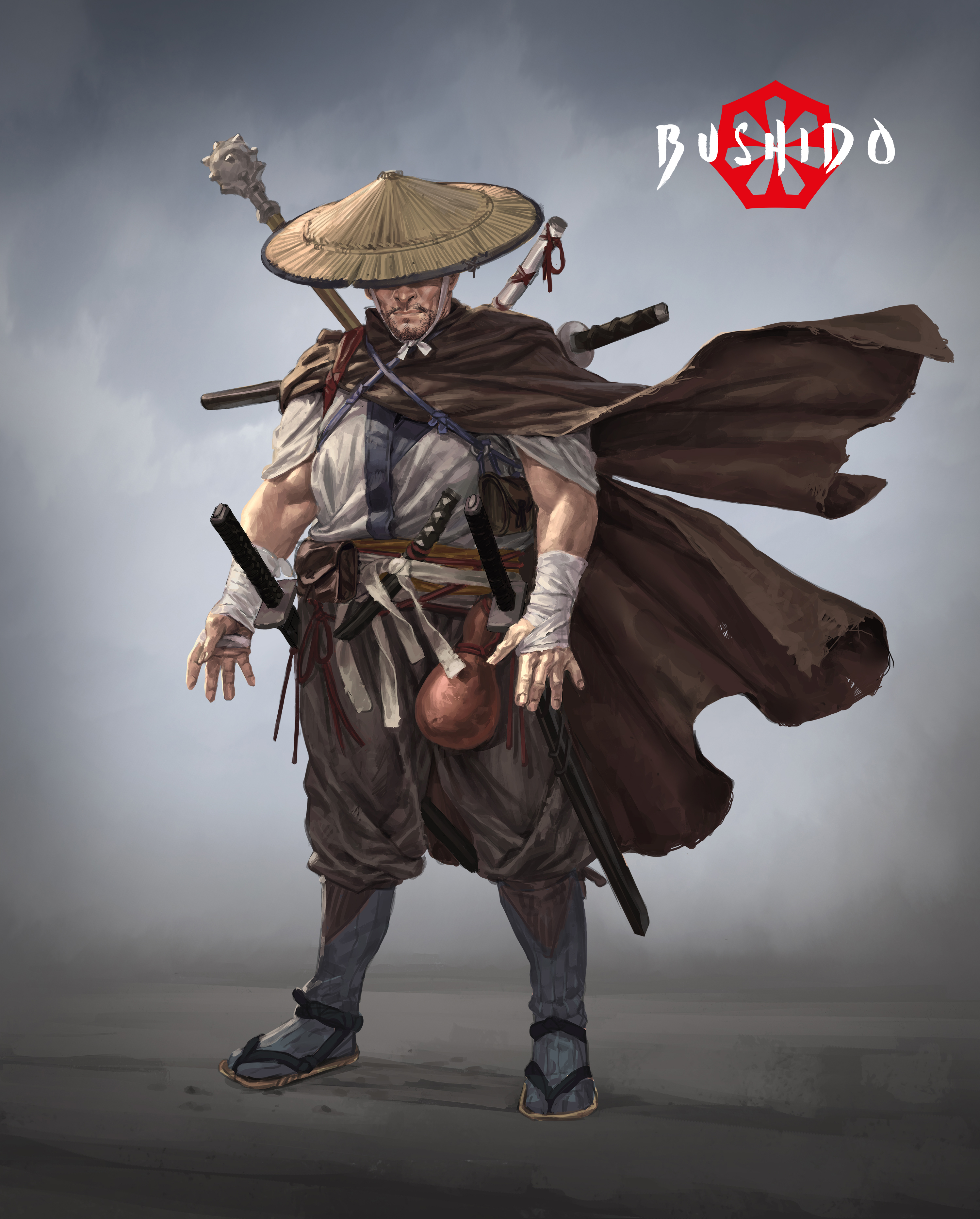 Bushido Ronin 01
