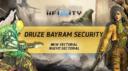 CB Infinity Druze Bayram Security1