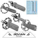 DP9 Dream Pod 9 Jovian Wars Corsair Intrepid Hydra Detroit Fleet Bundles 18