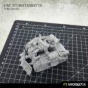 K Kromlech Ork Sturmtankette Morbid Legionary Backpack 6