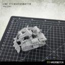 K Kromlech Ork Sturmtankette Morbid Legionary Backpack 7