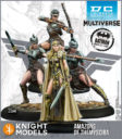 Knight Models Batman Miniature AMAZONS OF THEMYSCIRA