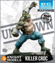 Knight Models Batman Miniature KILLER CROC