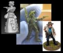 Knuckleduster Miniatures Gunfighters Ball Kickstarter 3