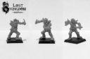 LKM Lost Kingdom Miniatures Neue Previews Dezember 2017 3D Webapp 3